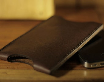 Classic iPhone 3G/3Gs 4/4s Leather Case