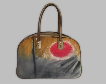 handpainted bag that unique and artistryใ