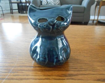 Little Pottery Kitty Cat