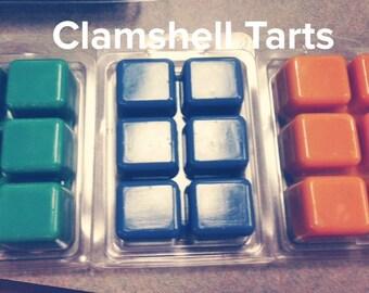 Clam Shell Tarts
