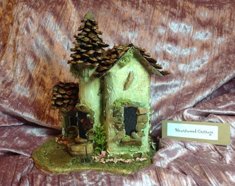 Heartwood Cottage fairy house