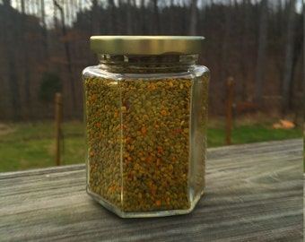 Bee Pollen - Raw and Natural from NC Hives