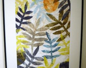 Fern - Flora Fauna Print (50cm x 70cm)