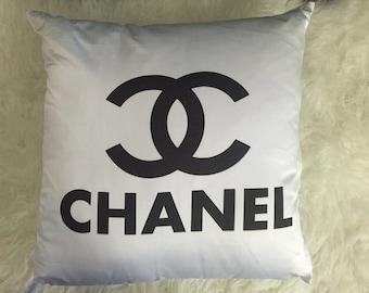 Chanel Inspired  cushion