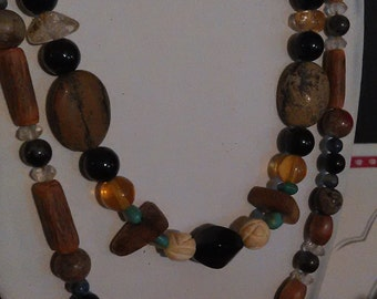 Ivory, Amber, & Turquoise ... Can that Be Right ??