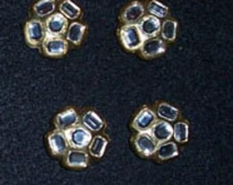 Vintage Avon button covers