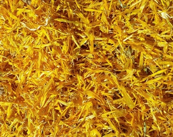 Calendula Petals: dried and sorted