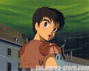 Vampire hunter D 1985 Orignal Production Anime Cel_005