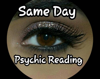 Same Day - Full Tarot Reading - highly  experienced psychic medium, accurate, Tarot