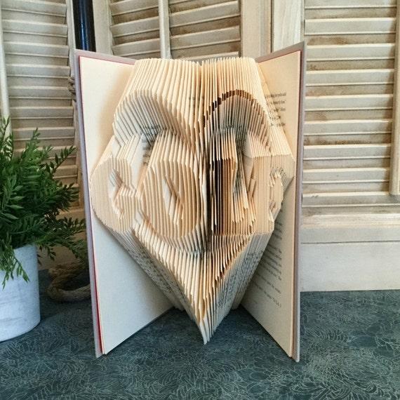 Love Golf Book Fold