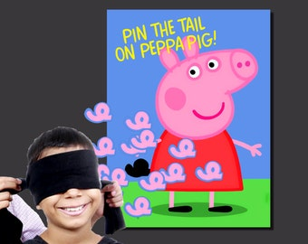 Peppa Pig Birthday - Peppa Pig Party Game