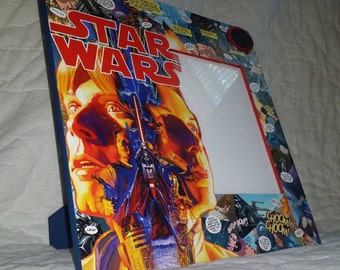 Star Wars picture frame