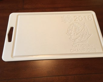 Fighting Sioux cutting board