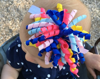 Super Cute Korker Bows (You Can Pick Colors)