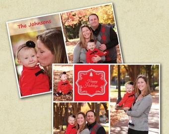 Photo Christmas Card, Christmas Card Templates, Holiday Photo Cards, Christmas Cards, Photo Holiday Cards, Christmas Card Photo, Custom card