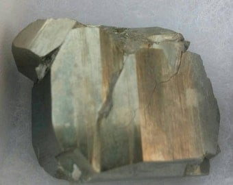 Golden Pyrite Specimen