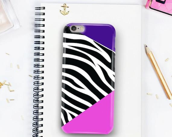 Zebra Print iPhone 6 6s case, iPhone 6 6s Plus case, iPhone 6 case,  Samsung s5 case, Samsung s6 case, iPhone 5 5s case