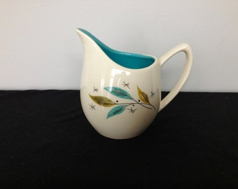 Mid-century Modern Salem China Co. Creamer
