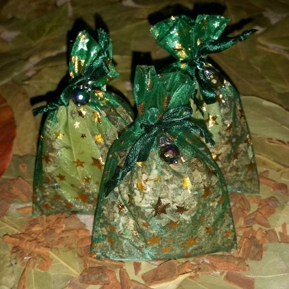 make a money mojo bag
