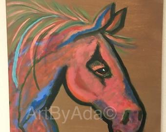 Horse I dreamt