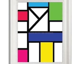 Abstract Art, Abstract Artwork, Abstract Wall Art, Abstract Prints, Modern Art, Printable Art, Modern Prints, Contemporary Art, Digital Art