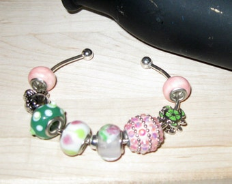 Jewelry-1781- Springtime - SHIPPING INCLUDED