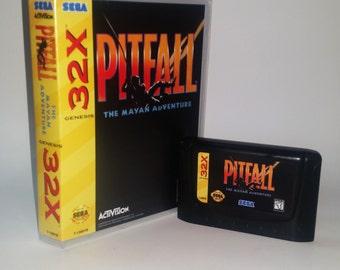 Pitfall 32X