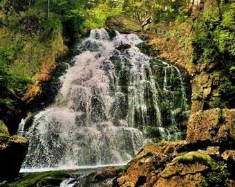 Crystal Cascade Waterfalls