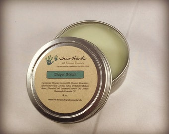 Two Hands All Natural Products: Diaper Cream