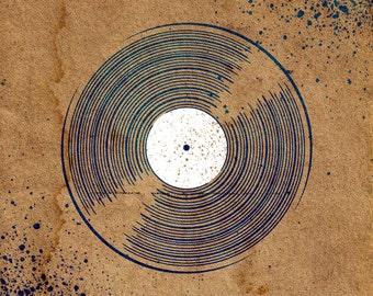 Record Stencil