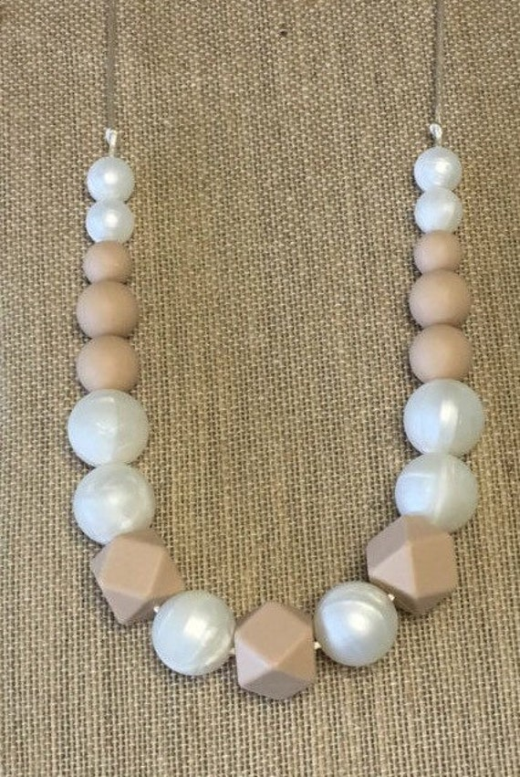 Pearl And Nude Neutral Teething  Breastfeeding By Thebabyodds-3310