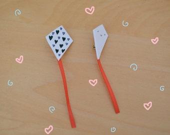 Handmade Kite Pin