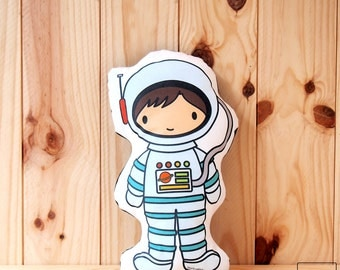 Astronaut / doll / cushion /astronaut / soft toy / toy cushion / pillow toy / stuffed toy