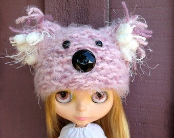 Koala Beanie for Blythe Dolls
