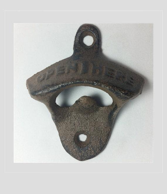 wall mount bottle opener save on bulk orders. Black Bedroom Furniture Sets. Home Design Ideas