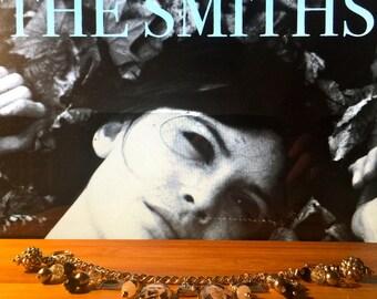 The Smiths inspired 'Cemetry Gates' charm bracelet