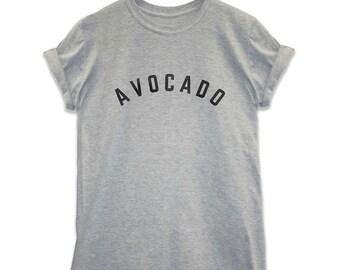 Avocado Slogan T Shirt
