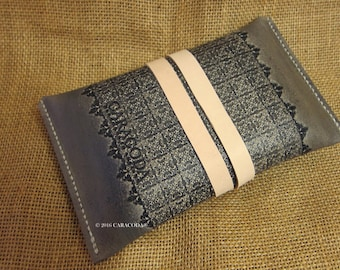 INFO ~ why CARACODA ~ Tarot leather bags, cases and pouches made by CARACODA ~ why they are different