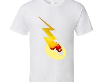 Super Hero Flash T Shirt