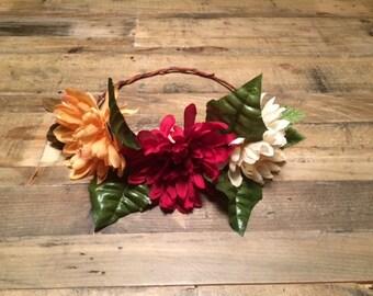 Autumn/Winter Flower Crown 11