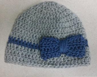 Crochet Little Girl Hat