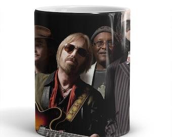 Tom Petty & The Heartbreakers Mug - 110z.