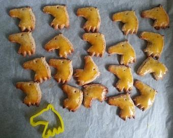 Horse Cookie Cutter - 9