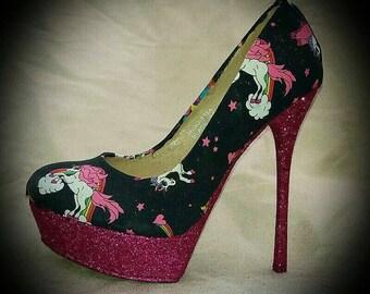womens unicorn shoes