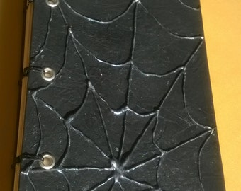 "Handmade Journal, ""Web"""