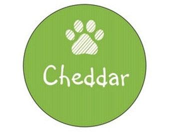 Organic Cheddar Dog Treats