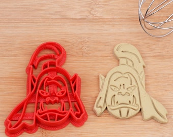 World Of Warcraft Cookie Cutter world of warcraft decal,world of warcraft shirt,world of warcraft christmas,3761