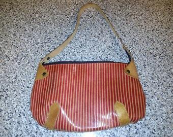 47 Maple brand genuine leather tooled purse