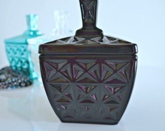 Deluxe Square Wood Wick Candle