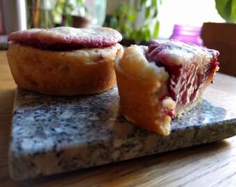 Vegan Austrian Plum Cut Cakes - Zwetzchkenschnitten